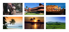 Kerala Exotic locations